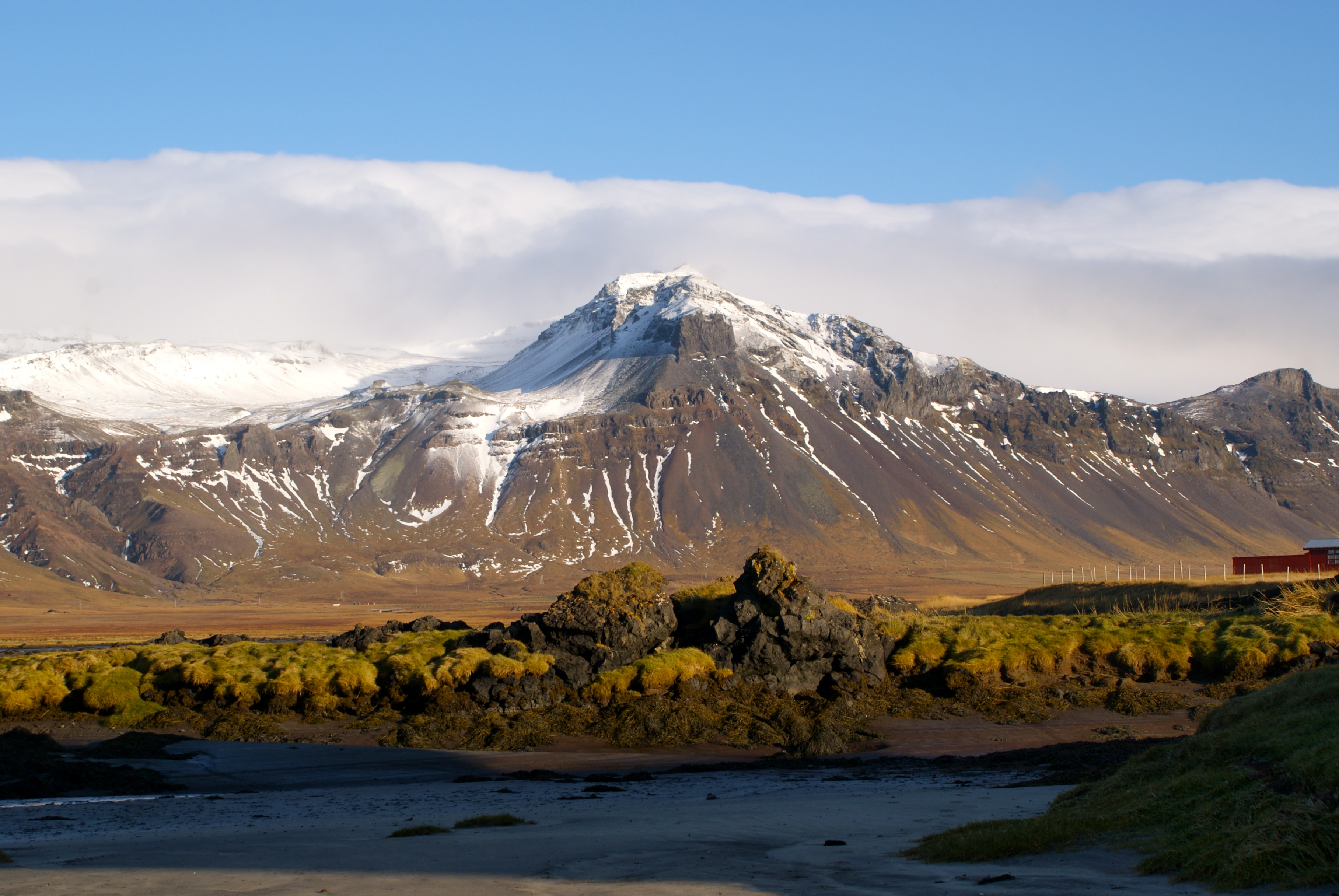Download the full-sized image of Budir, Snaefellness Peninsula, Iceland